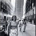 Lisa Weldon in New York