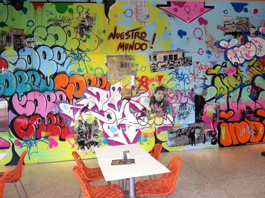 graffiti Latin art
