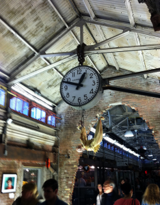 chelseamarket in NYC